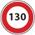 130km/h