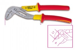 Beta Tools Slip Joint Pliers Boxed Joint Insulated 1000V 1048MQ250