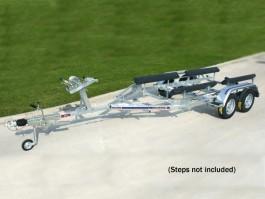 Indespension Big Dipper 2 Twin Axle Marine Trailer