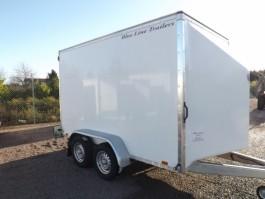 Blue Line Box Van BLV26106 Twin Axle Trailer