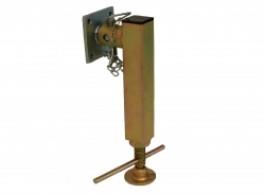 Maypole 350-500MM Swivel Jack 1000kg Capacity MP4395 (