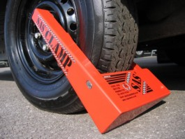 SAS Original Wheel Clamp For Steel Wheels HD3