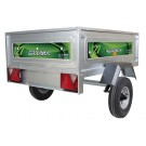 Daxara 127.2 Trailer with shock absorbers