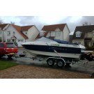 Indespension Big Dipper 1 Twin Axle Marine Trailer