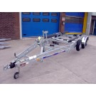 Indespension Big Dipper 4 Twin Axle Marine Trailer