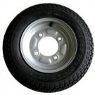 Spare wheel for an Erde 153 234 - 135R13