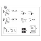 Thule Rapid Fixpoint XT Foot Fitting Kits 3065