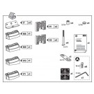 Thule Rapid Fixpoint XT Foot Fitting Kits 3117