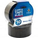 """Duct Tape 2""""x50m Black Colour Heavy Duty"""