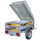 ABS hard top cover for an Erde 142 143 153