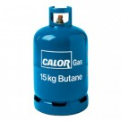 15kg Calor Butane Gas Refill Only