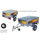 ERDE 122.2 Premier Trailer Package