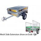 ERDE 143.2 Mesh Trailer Package