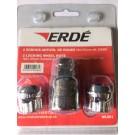 Locking wheel nuts for certain models of Erde & Daxara Trailers - WL100
