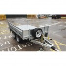 Indespension 8' X 5' Electric Rear Tipper TPR27085E