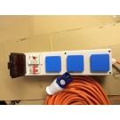 Mobile Mains Power Unit 230V 16A mp376