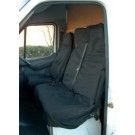 Universal Van / Pick-Up Seat Cover Set – Black MP6525