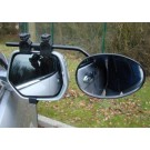 Universal Flat Glass Towing mirror  mp8328