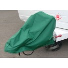 Hitch Cover Green mp9256