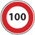100km/h