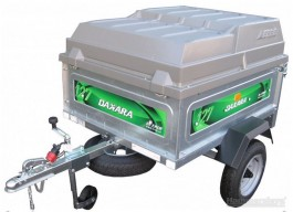 Daxara 127.2 Exclusive Trailer Package