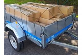 Trailer Elasticated Cargo Net