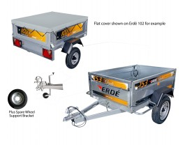 ERDE 153.2 Premier Trailer Package