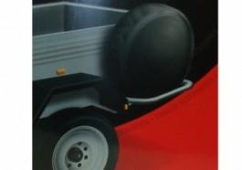 Trailer Wheel Cover 8 inch Diameter Wheels mp94708