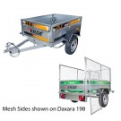 ERDE 153.2 Mesh Trailer Package