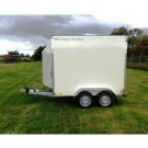 Blue Line 8' x 5' x 6' Tandem Axle Box Van Trailer BLV17085