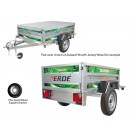 Daxara 158.2 Starter Trailer Package