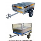 ERDE 143.2 Mesh Trailer Package