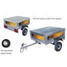 ERDE 122.2 Starter Trailer Package
