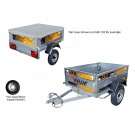 ERDE 153.2 Starter Trailer Package