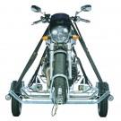 Erde PM310 Single Motorbike Trailer