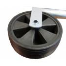 Spare Wheel 210 x 75 Wheel mp97552 Fits mp9755 Jockey Wheel