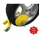 Scimitar Stronghold Alloy Wheel Clamp Sold Secure SH5437