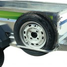 Spare Wheel Support for Erd̩ 233 and Daxara 238 ONLY - SP238 (09191656)