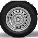 Brenderup Spare Wheel 145/80 R13