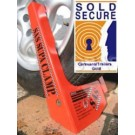 SAS Supaclamp Duo Gold For Steel Or Alloy Wheels